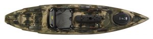 Ocean Kayak Prowler Big Game II 2017 Brown camo fishing kayak