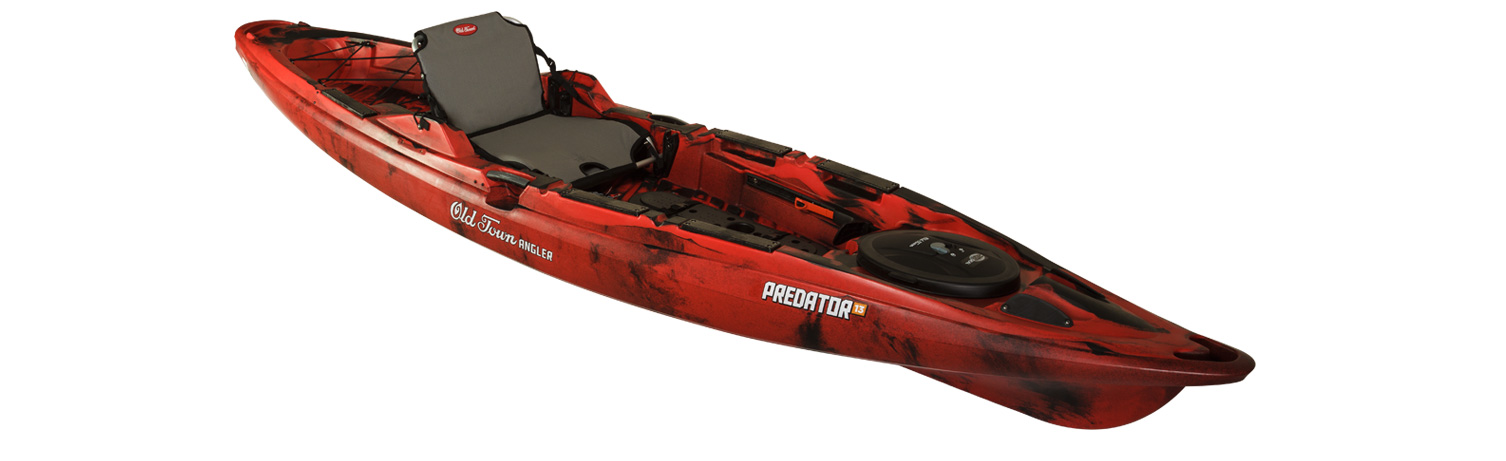 Old Town Predator 13 Review