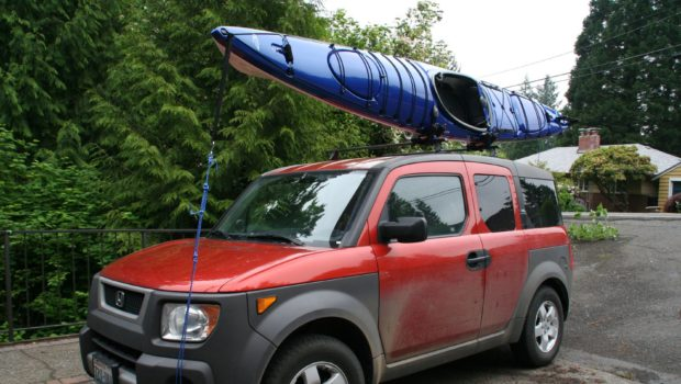 Best Kayak Roof Rack Safely Transporting Your Kayak