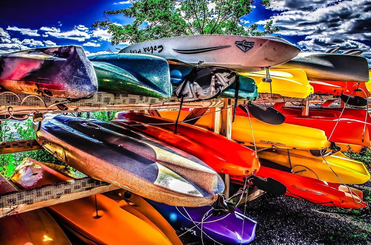Selecting a kayak can be difficult