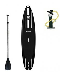 Tower Paddle Boards iRace 12'6 Inflatable SUP package