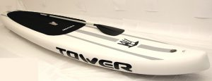 Tower Xplorer SUP Inflatable Stand Up Paddleboard with paddle
