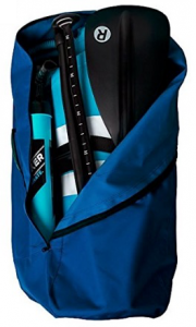 iRocker Inflatable SPORT Stand Up Paddle Board - backpack