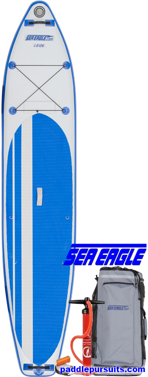 Sea Eagle LB126 Inflatable SUP