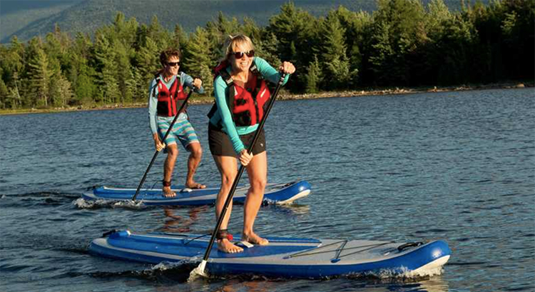 Sea Eagle LB126 Inflatable standup paddleboard