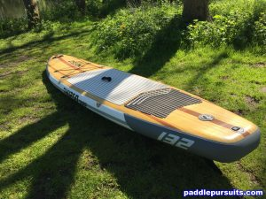 Thurso Surf Waterwalker 10'6 inflatable standup paddleboard