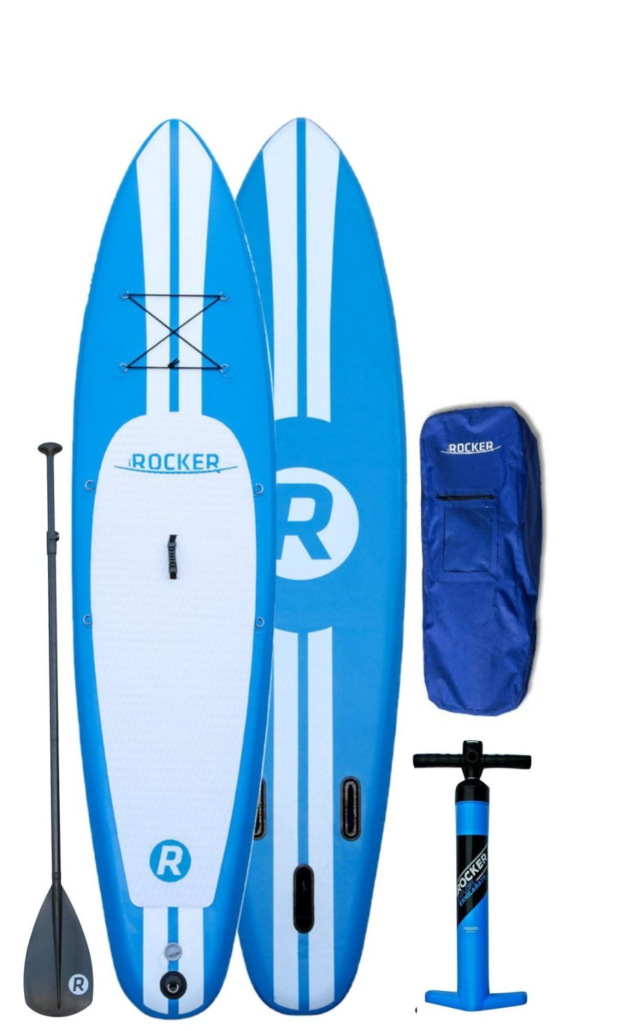 iRocker Paddle Boards 10' Inflatable SUP Review