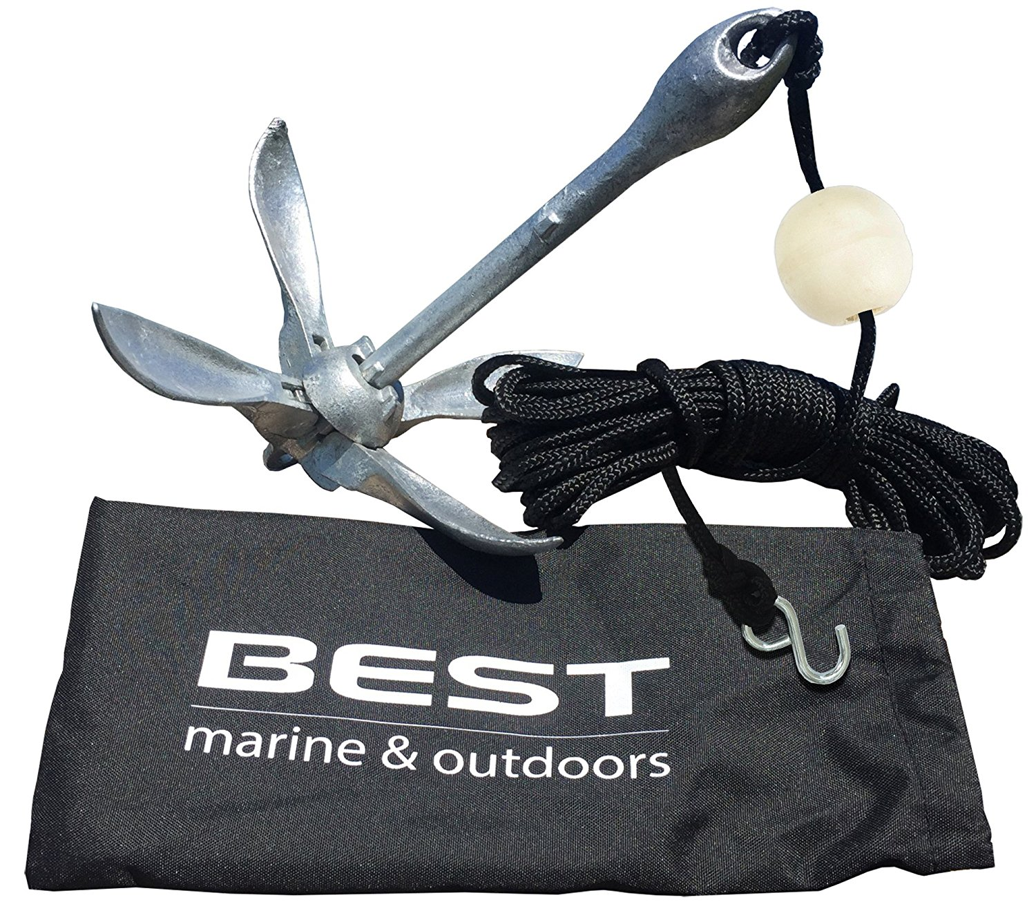 BEST Marine Kayak Anchor